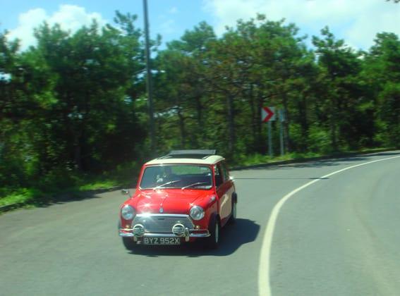 Mini Cooper (1972)