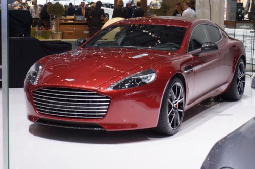 Aston Martin Rapide S www.e-motoring.com