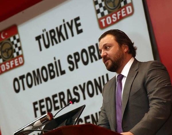 TOSFED'in yeni patronu Serkan Yazıcı