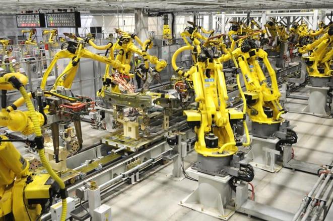 Çek Cumhuriyeti'nde 1 milyonuncu üretim