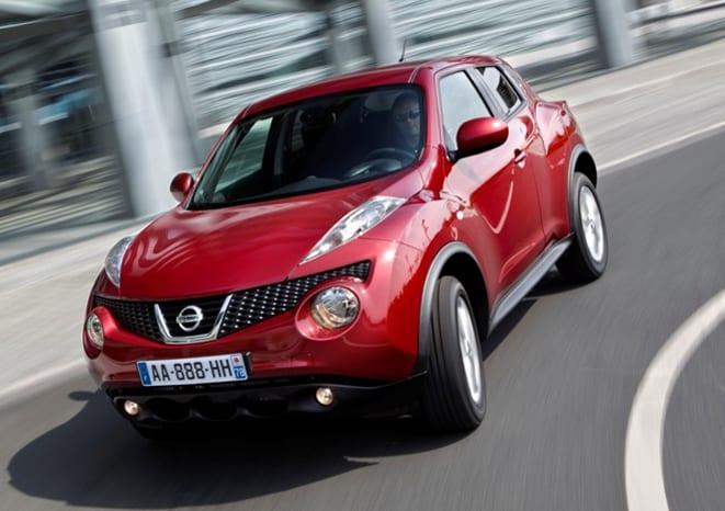 Otomatik vitesli Nissan Juke %0 faizle