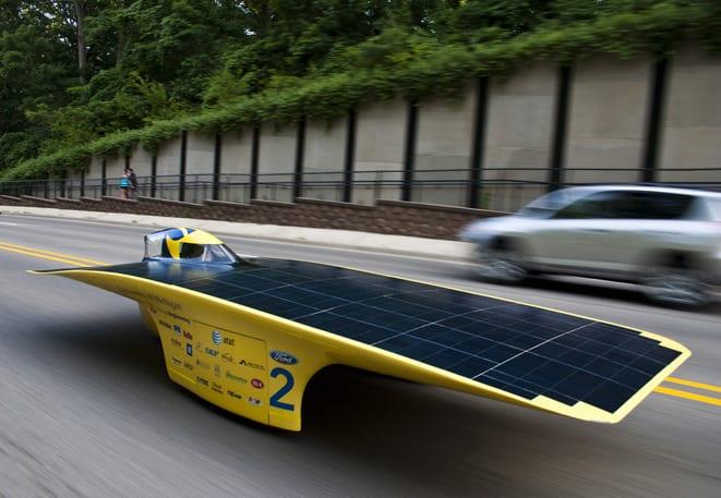 SolidWorks güneş ile kazanıyor