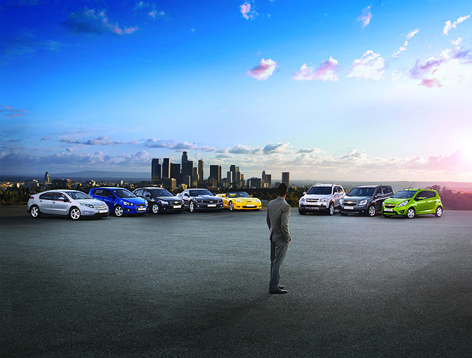 Chevrolet'den global satış rekoru