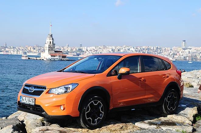 Subaru XV satışa sunuldu
