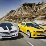 Chevrolet Camaro www.i-motoring.com
