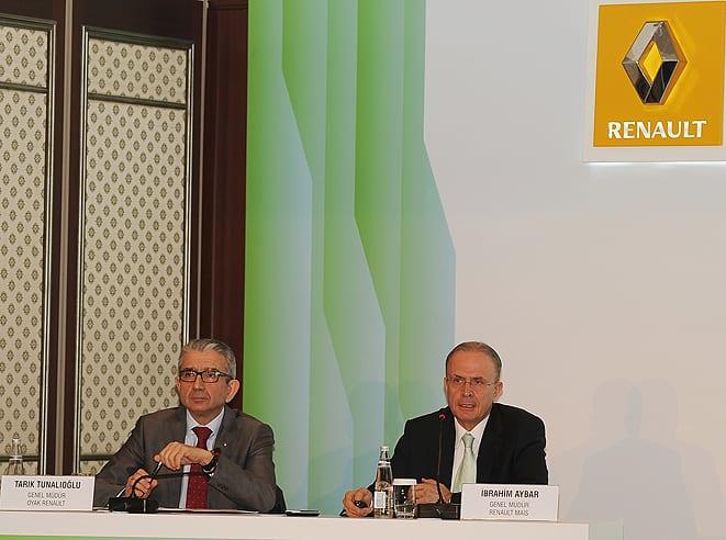 Renault 2011'i değerlendirdi 2012'ye yelken açtı