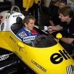 Alain Prost - Renault www.i-motoring.com