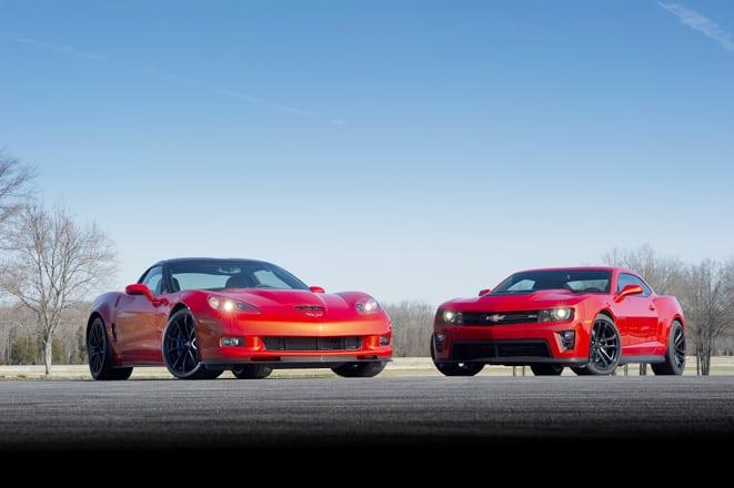 Corvette ve Camaro Amerika'da bestseller