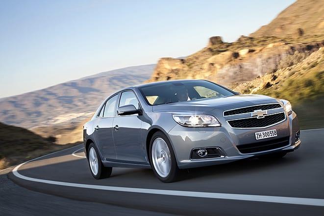 Chevrolet Malibu'yla modelleri genişletiyor