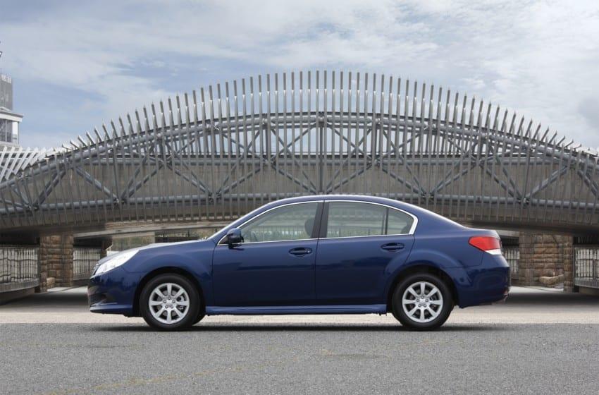 JNCAP'den Subaru Legacy'e 5 yıldız