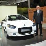 Renault-MAİS Genel Müdürü İbrahim Aybar-Fluence Z.E. www.i-motoring.com