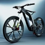 Audi e-bike www.i-motoring.com