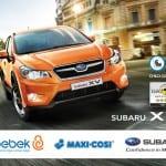 Subaru & e-bebek www.i-motoring.com