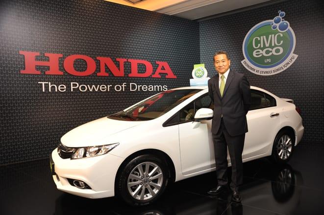 Honda'dan çevreye saygı duruşu: CivicEco