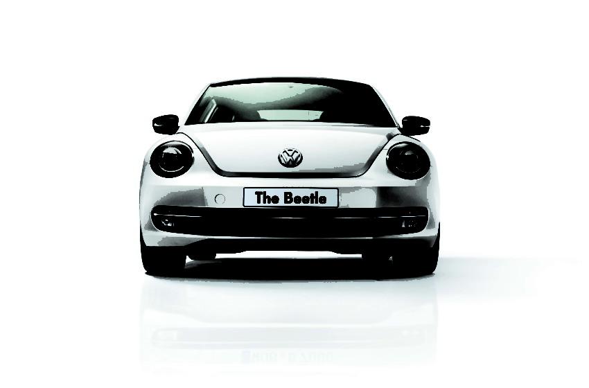 The Beetle iPad'ten sipariş edilebilecek