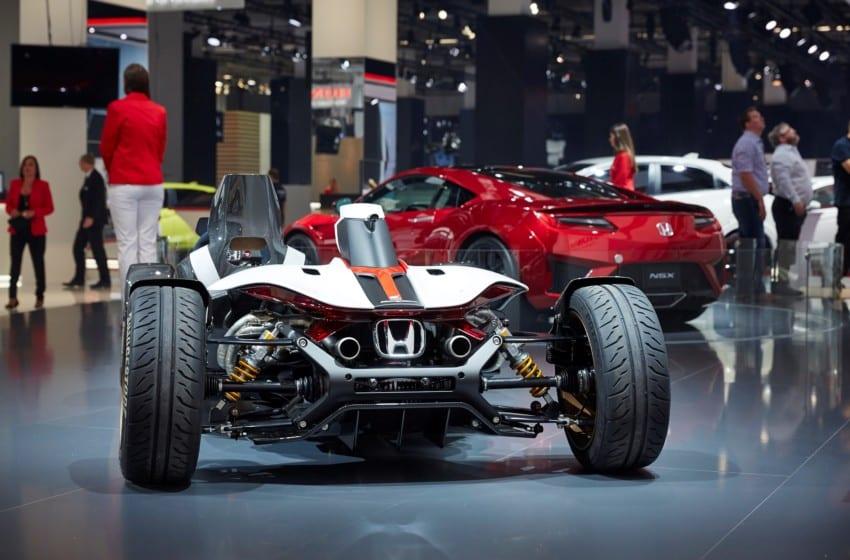 Honda'dan alternatif mobilite çözümleri
