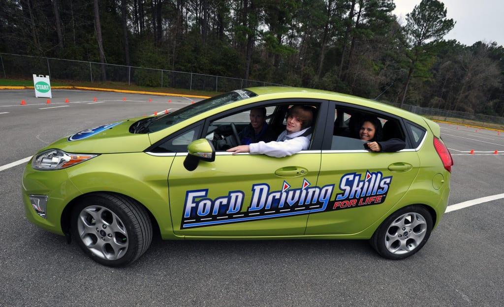 Ford Sürüş Akademisi