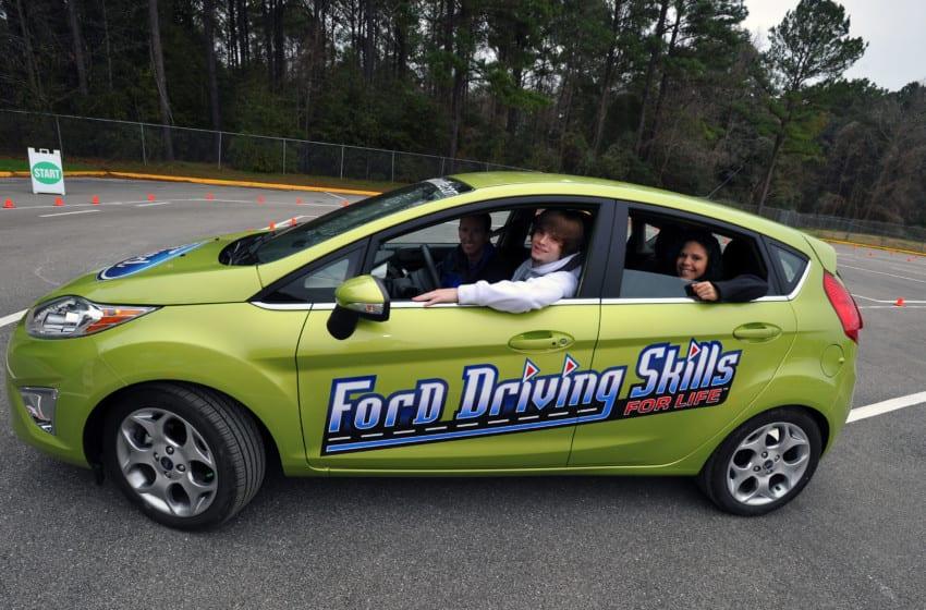Ford Sürüş Akademisi geliyor