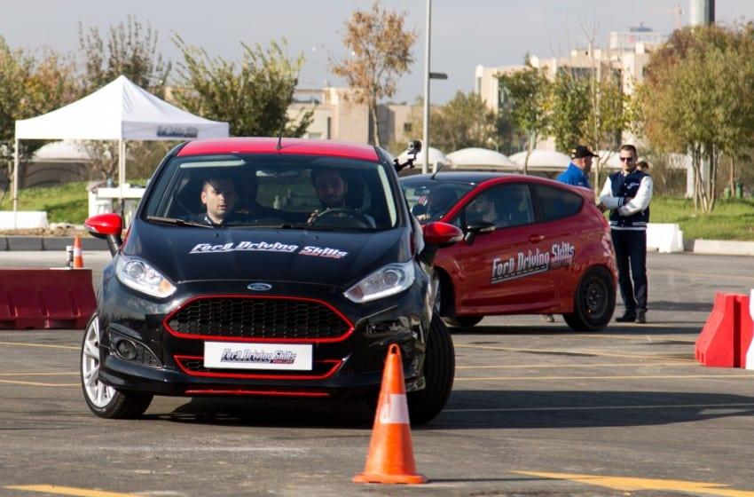 Ford Avrupa Sürüş Akademisi ile gençler trafikte bilinçli
