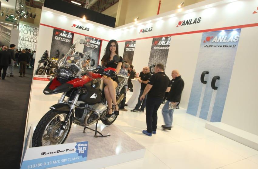 Eurasia Moto Bike Expo'da yenilikler