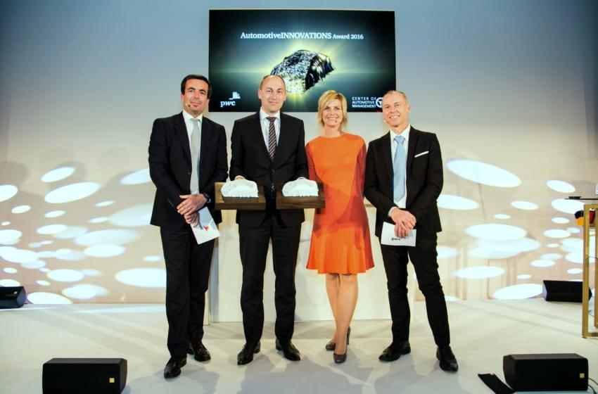 Audi en inovatif  otomobil markası seçildi