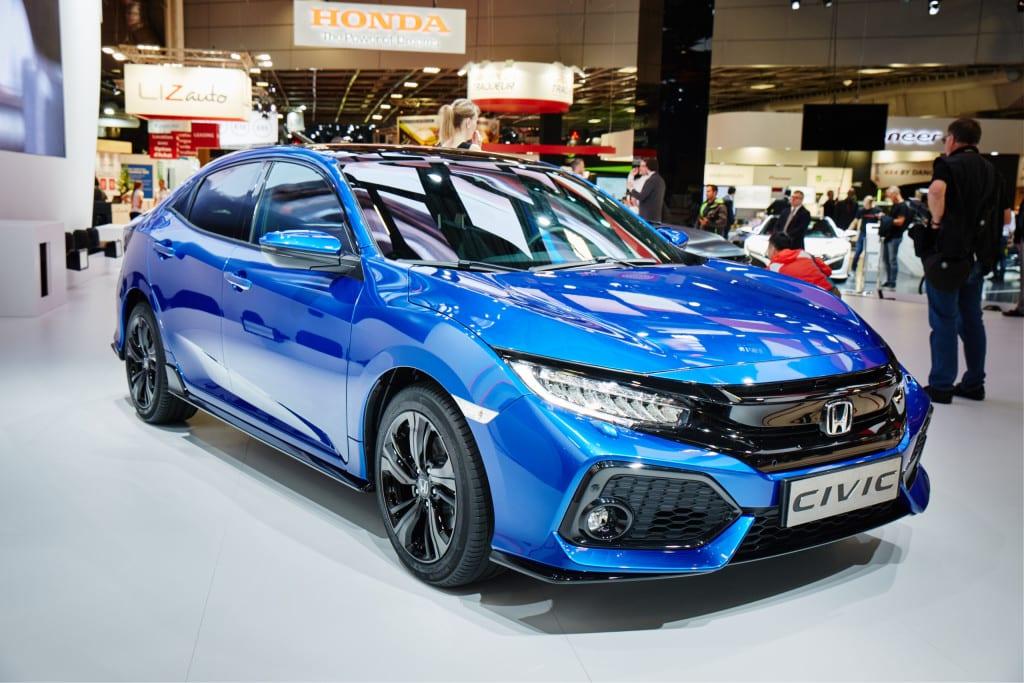 Honda Civic Sedan Paris