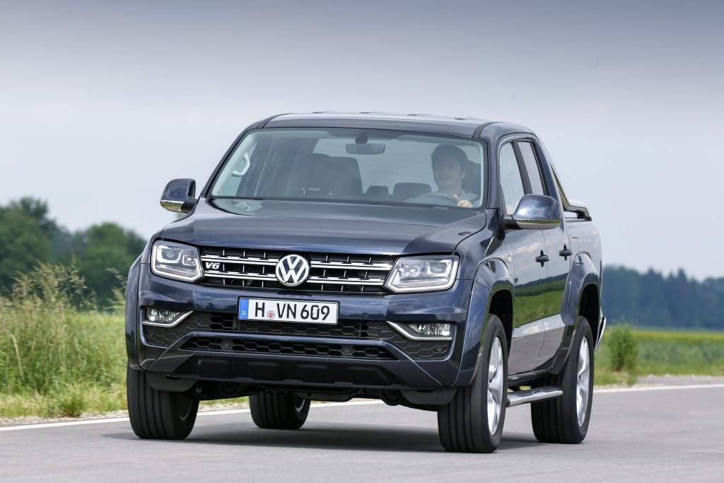 Yeni VW Amarok