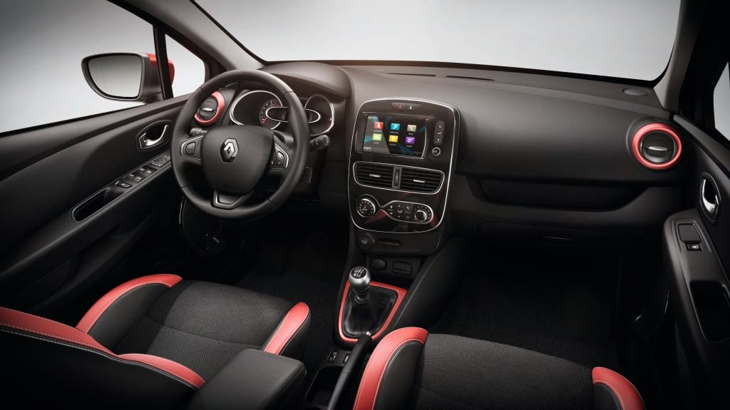 RENAULT CLIO IV 5-DOOR HATCHBACK (B98) - PHASE 2