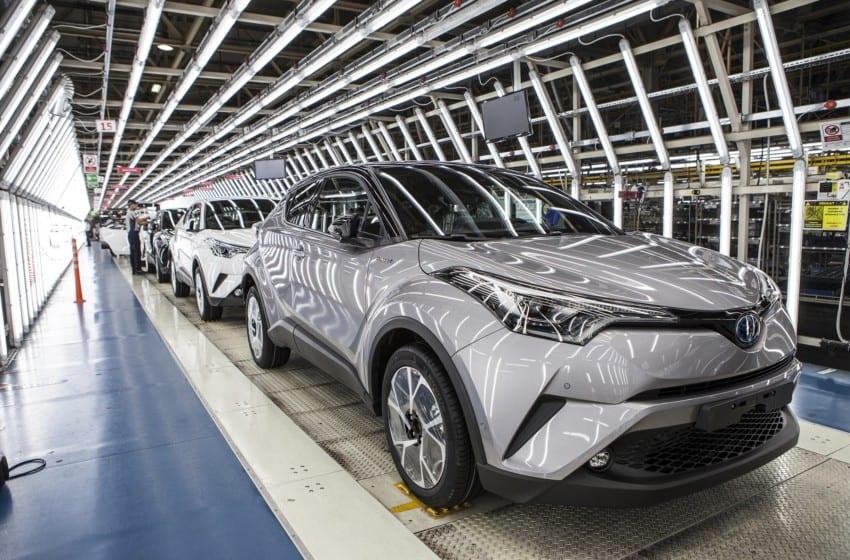 Toyota C-HR seri üretimi başlıyor