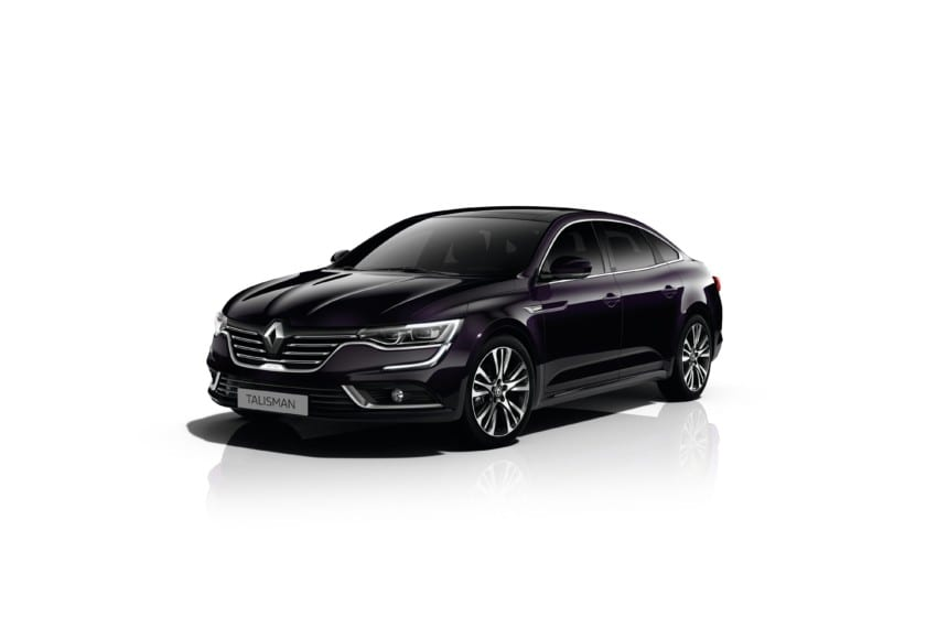 "Renault Talisman  ""2017 Business Car"" seçildi"