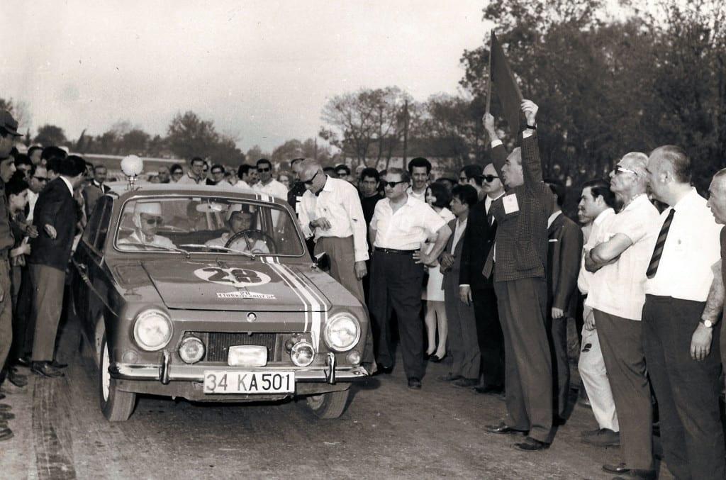 Anadol yarış otomobili