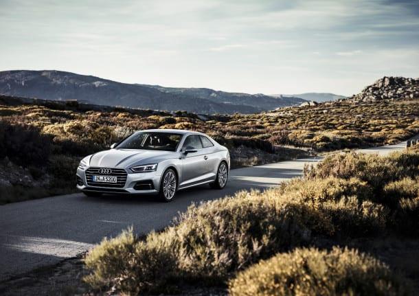 Yeni Audi A5 Coupé Türkiye'de