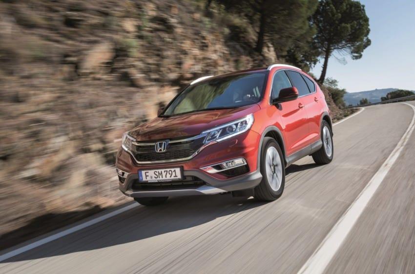 2016'da Avrupa'nın en hızlı büyüyen otomotiv markası Honda