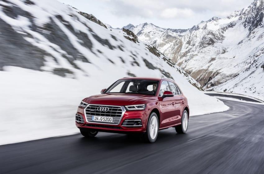 Audi'den 8 milyonuncu quattro
