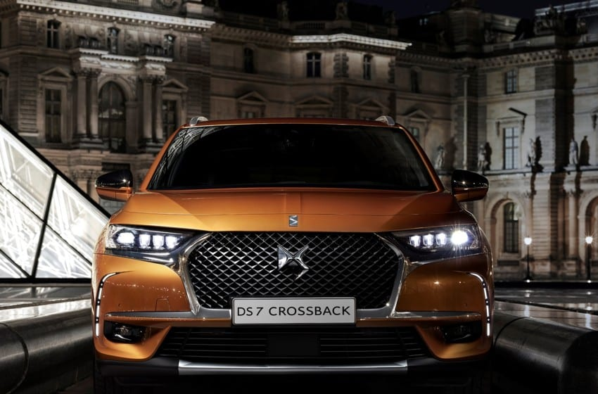 DS 7 Crossback Cenevre Otomobil Fuarı'nda tanıtılacak