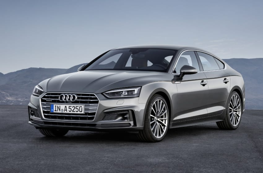 Audi A5'te 1.4 TSI seçeneği