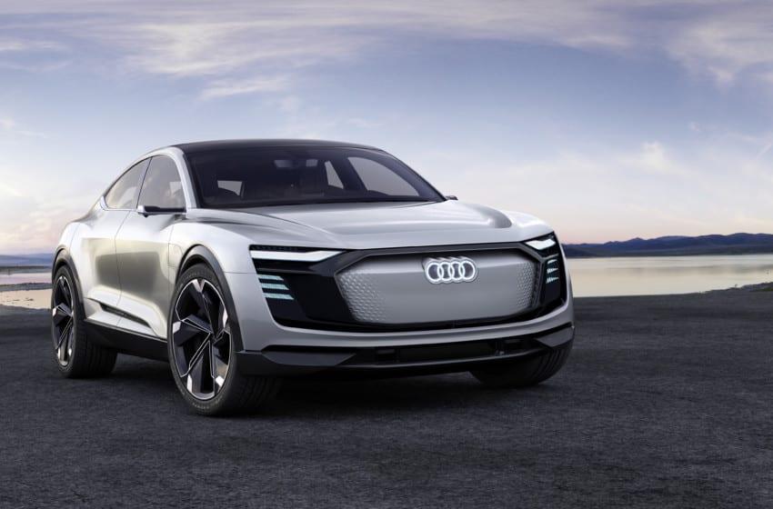 Geleceğin spor otomobili e-tron Sportback