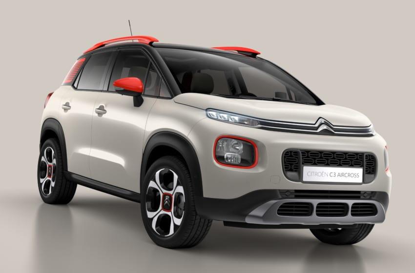 Citroën'in global SUV atağı