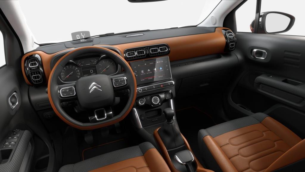 Citroën C3 Aircross Kompakt SUV