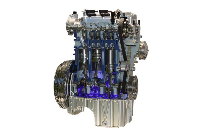 """Ford 1.0 Ecoboost, 6. defa  """"En İyi Motor"""""""