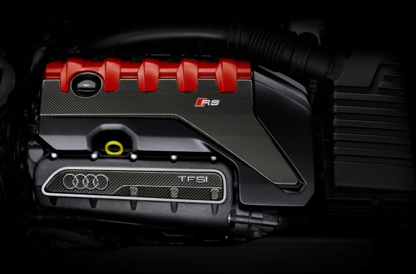 Audi 2,5 litre TFSI Yılın Motoru seçildi