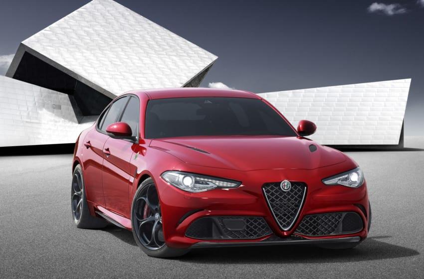 İşte Alfa Romeo Giulia