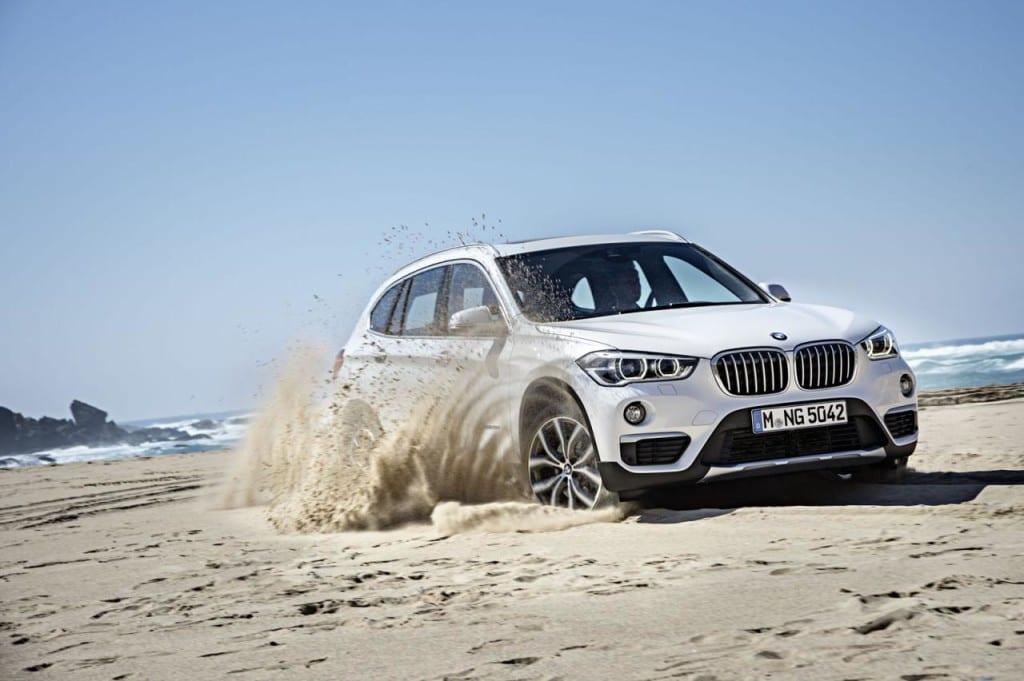 BMW X1 www.e-motoring.com