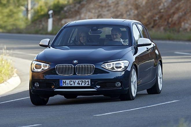 Ayda 799 TL'ye BMW 1 Serisi