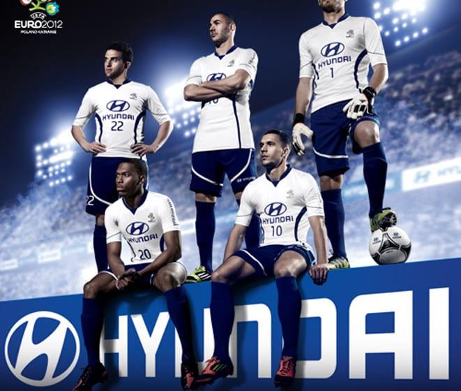 Hyundai Euro 2012 finaline götürüyor