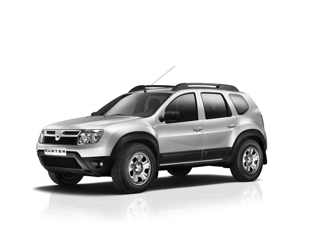Dacia Duster www.e-motoring.com
