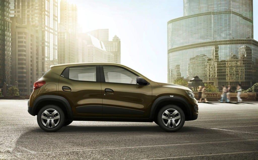 Renault Kwid www.e-motoring.com