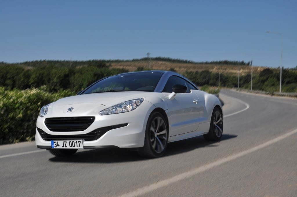 Peugeot RCZ Evolution