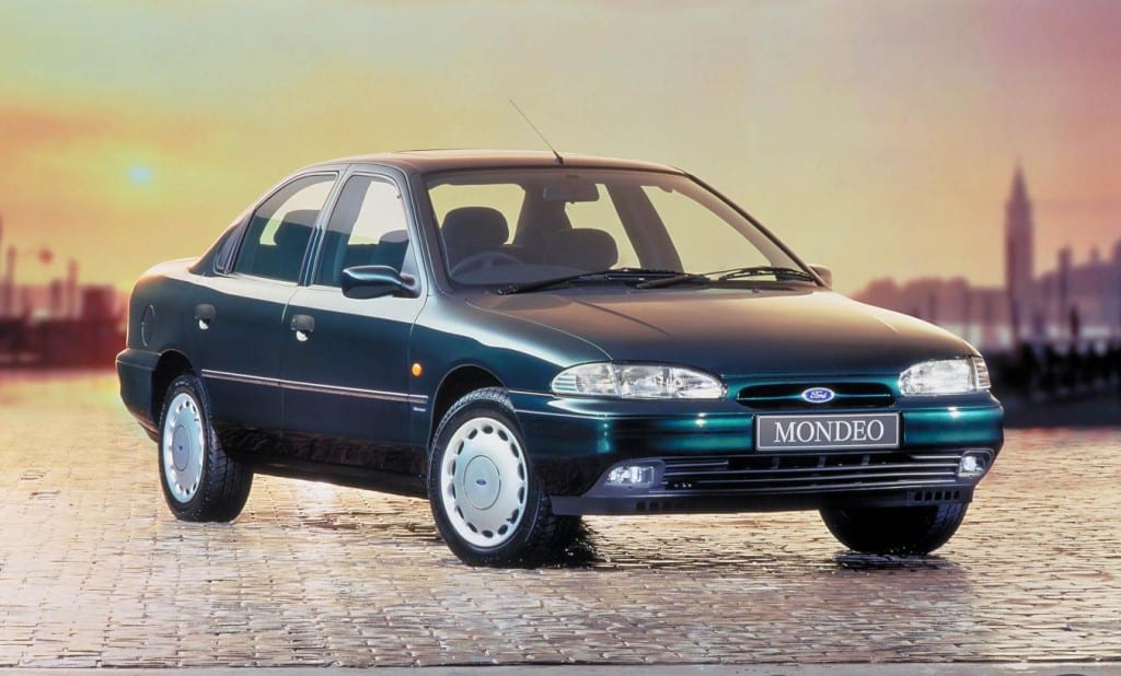 1995-537 Ford Mondeo