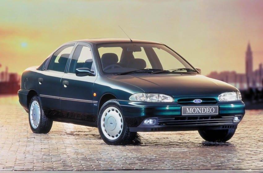 Ford Mondeo 20 Yaşında